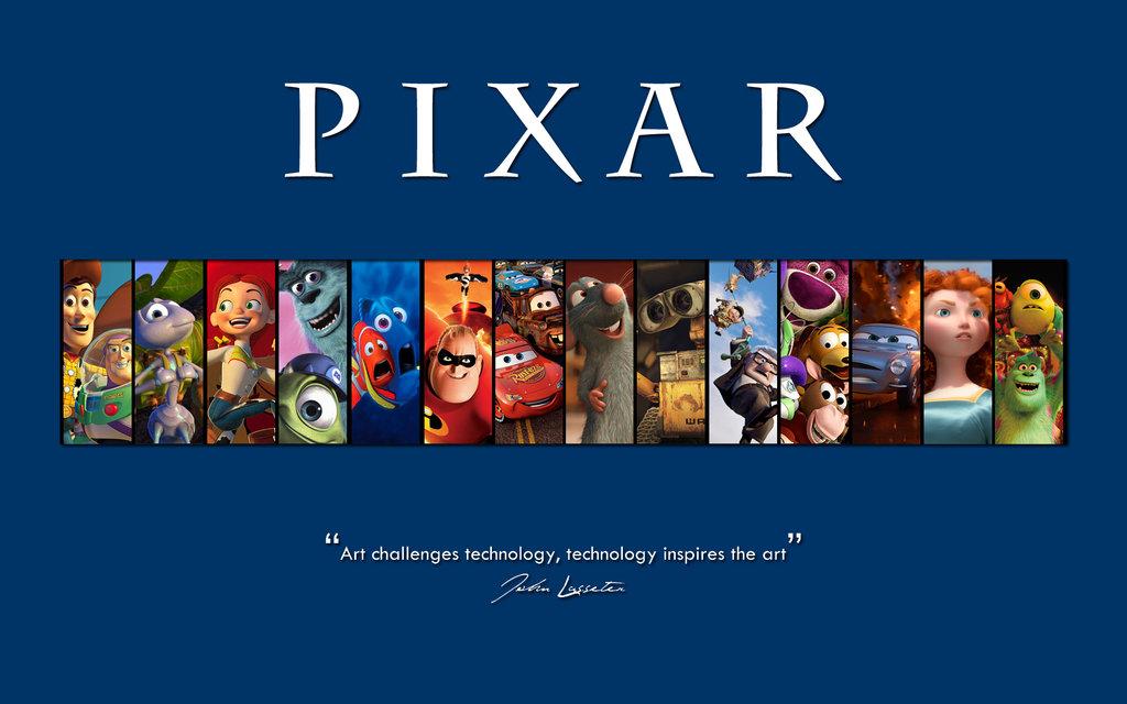 High Resolution Wallpaper | Pixar 1024x640 px