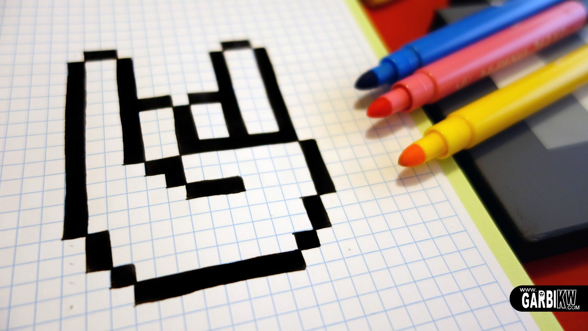 Nice Images Collection: Pixel Art Desktop Wallpapers