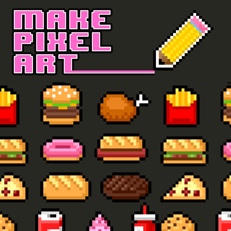 Amazing Pixel Art Pictures & Backgrounds