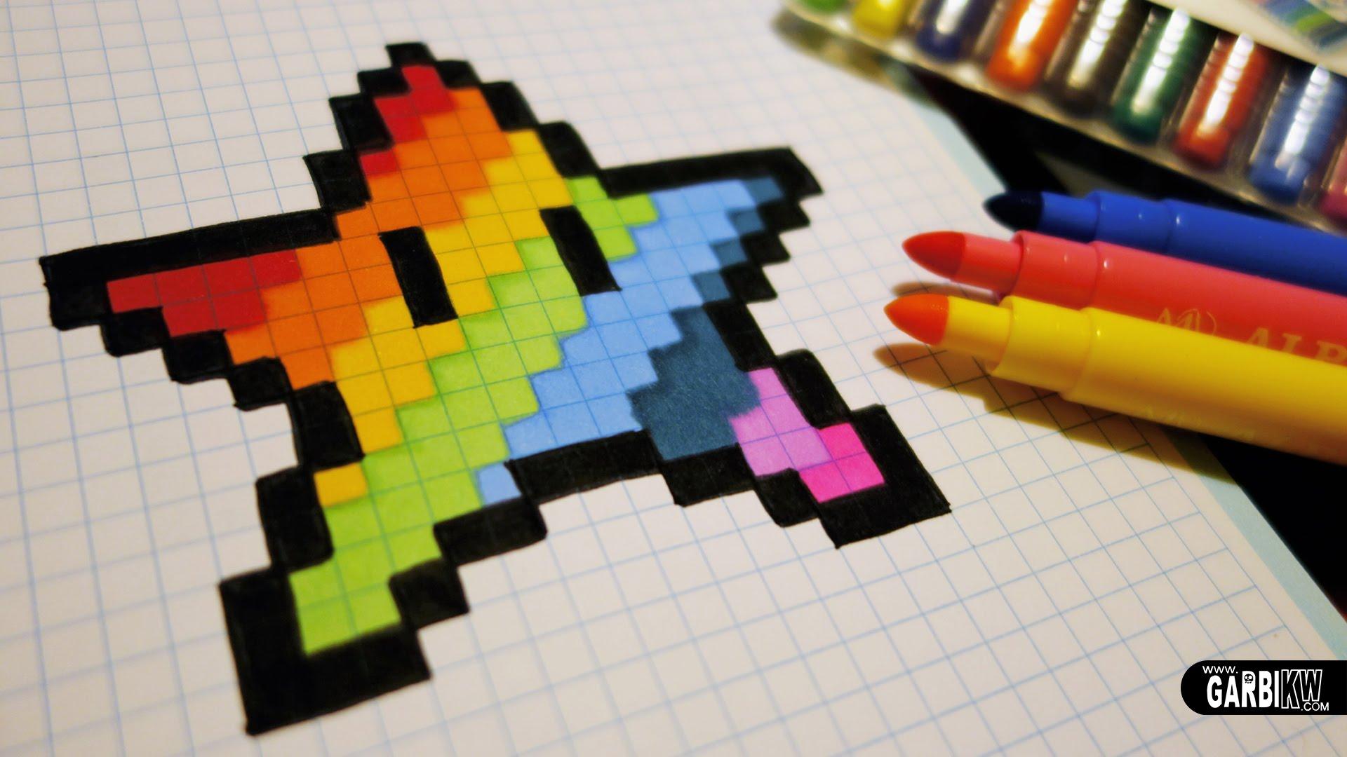 Pixel Art Pics, Artistic Collection