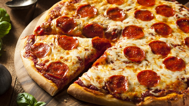 Nice wallpapers Pizza 800x451px