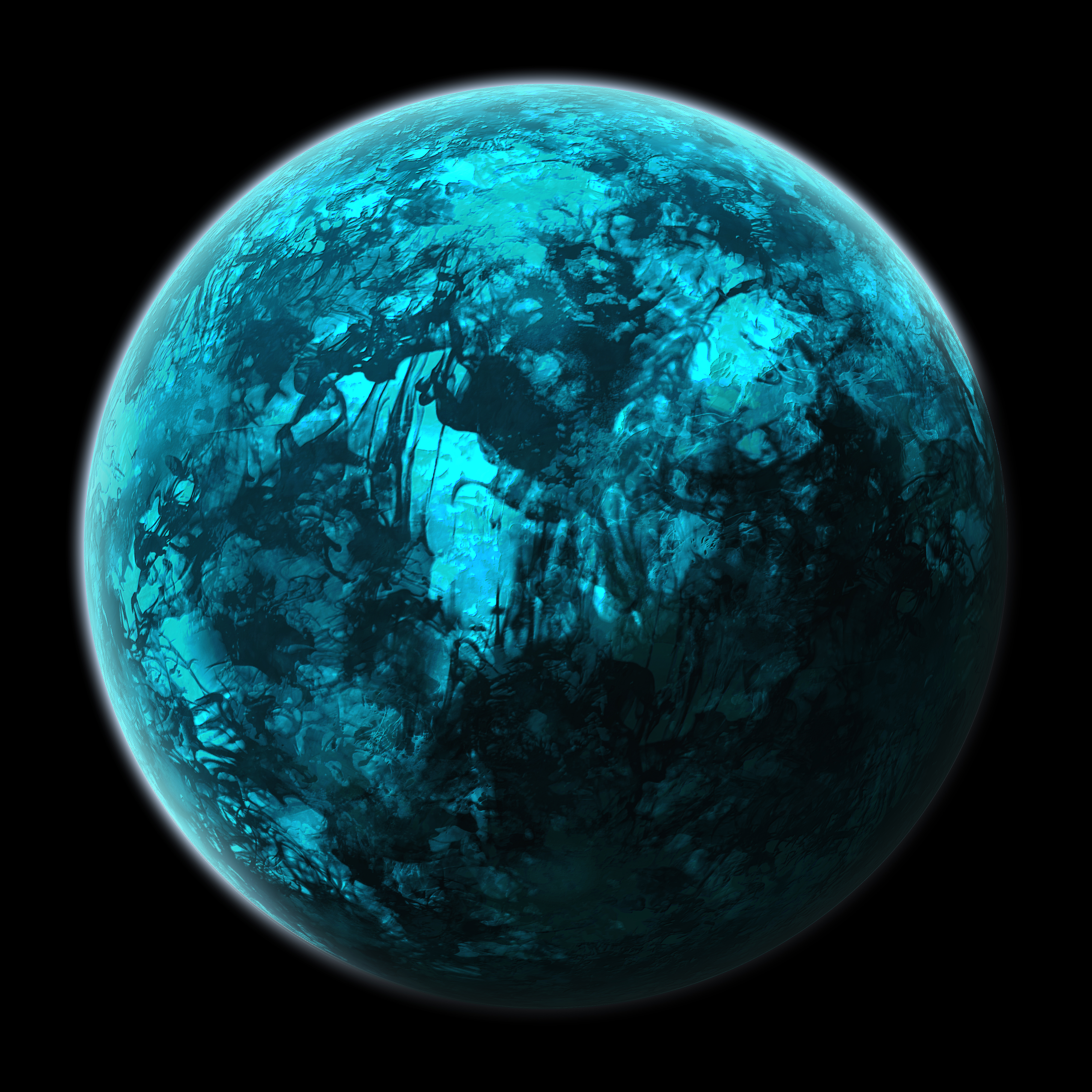 Nice Images Collection: Planet Desktop Wallpapers