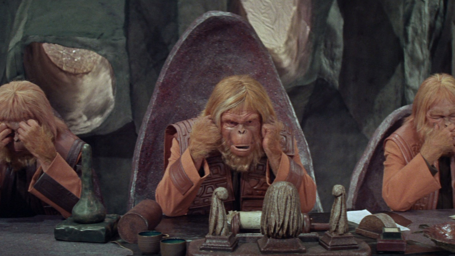 Planet Of The Apes Pics, Comics Collection