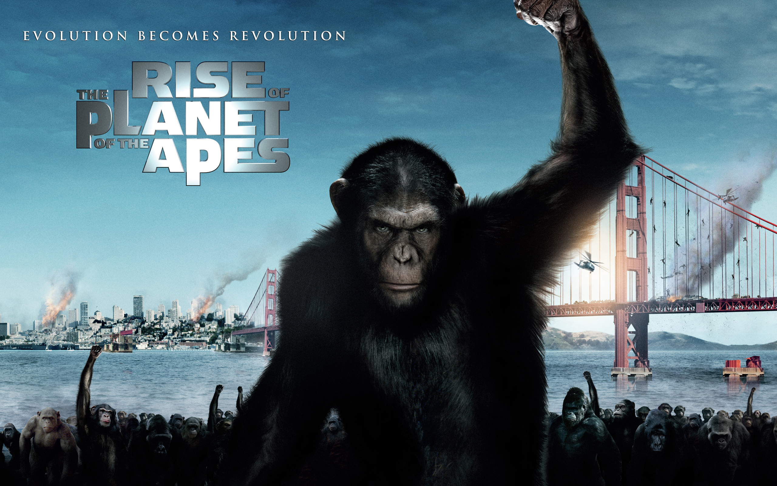 Planet Of The Apes Backgrounds on Wallpapers Vista