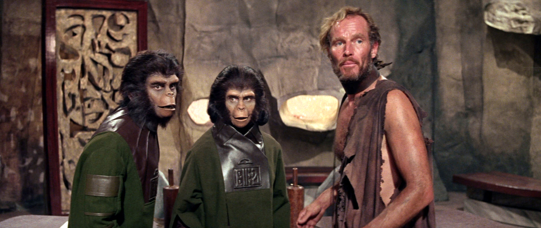 Planet Of The Apes High Quality Background on Wallpapers Vista