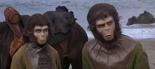 HQ Planet Of The Apes Wallpapers | File 24.71Kb