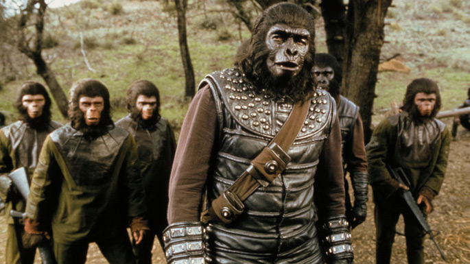 HD Quality Wallpaper | Collection: Comics, 685x385 Planet Of The Apes