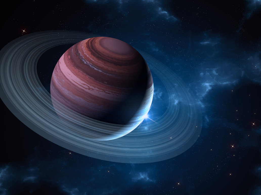 Planetary Ring Backgrounds on Wallpapers Vista