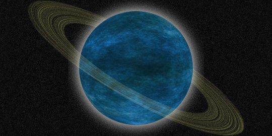 Planetary Ring #18