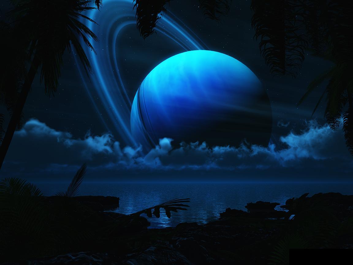High Resolution Wallpaper | Planetscape 1152x864 px
