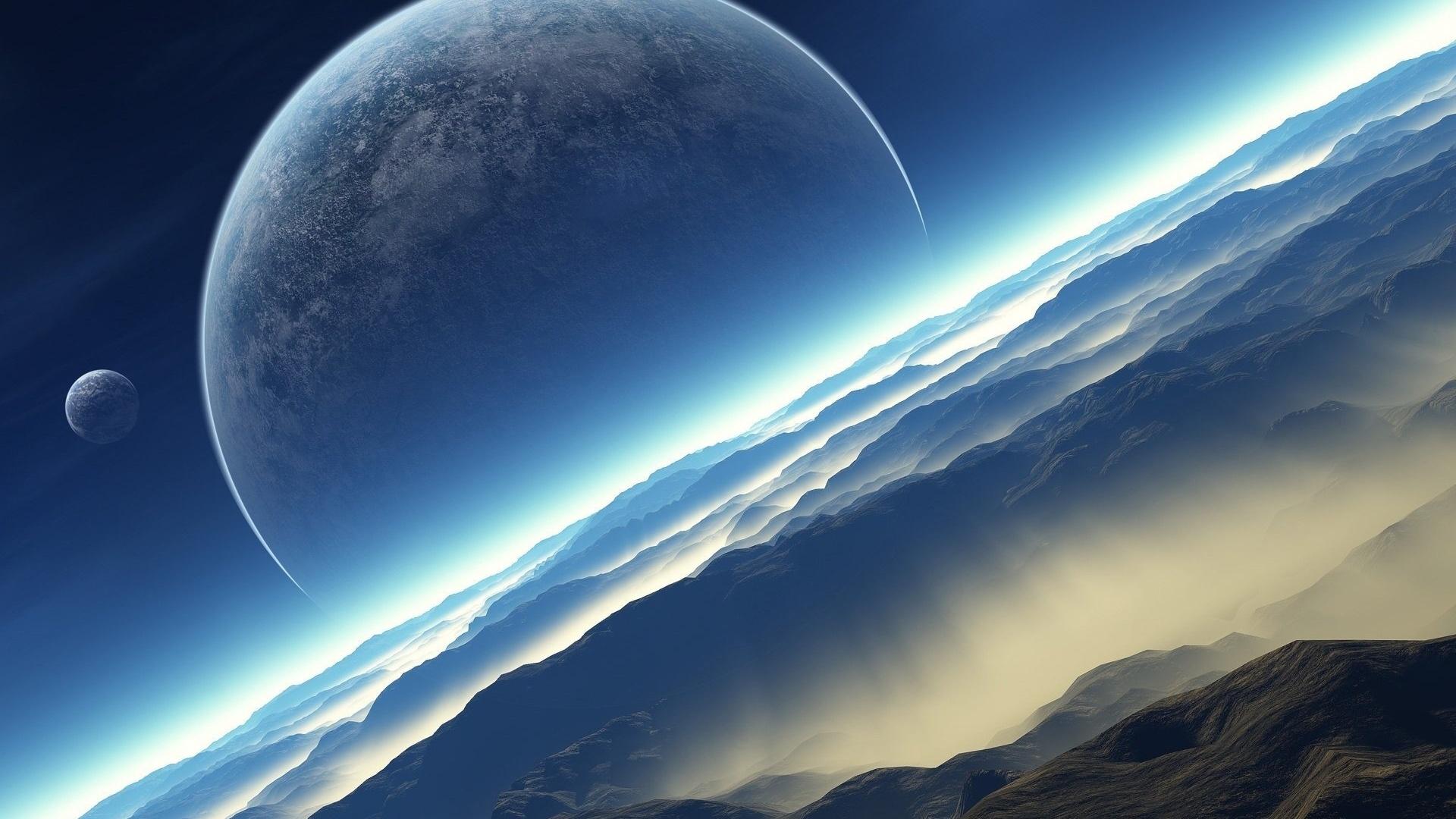 Planetscape Backgrounds, Compatible - PC, Mobile, Gadgets| 1920x1080 px
