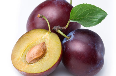 HD Quality Wallpaper | Collection: Food, 472x310 Plum