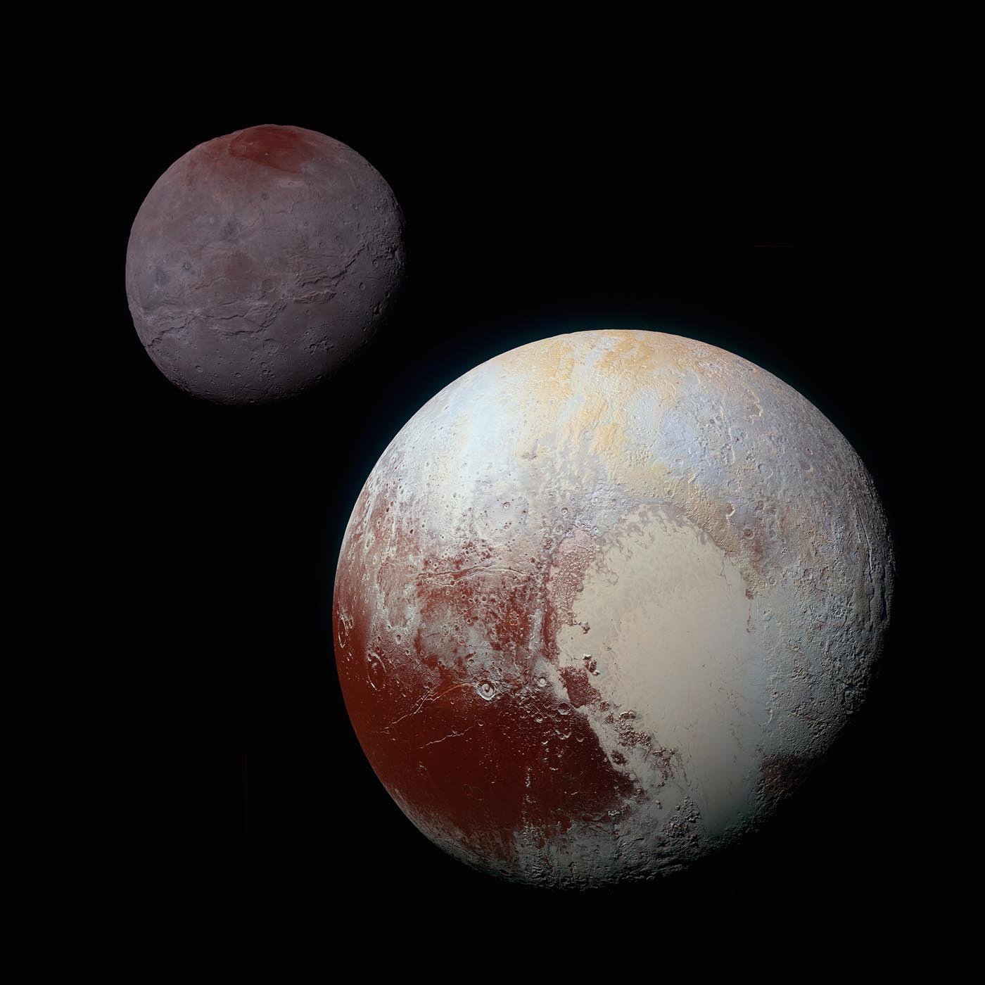 1400x1400 > Pluto Wallpapers