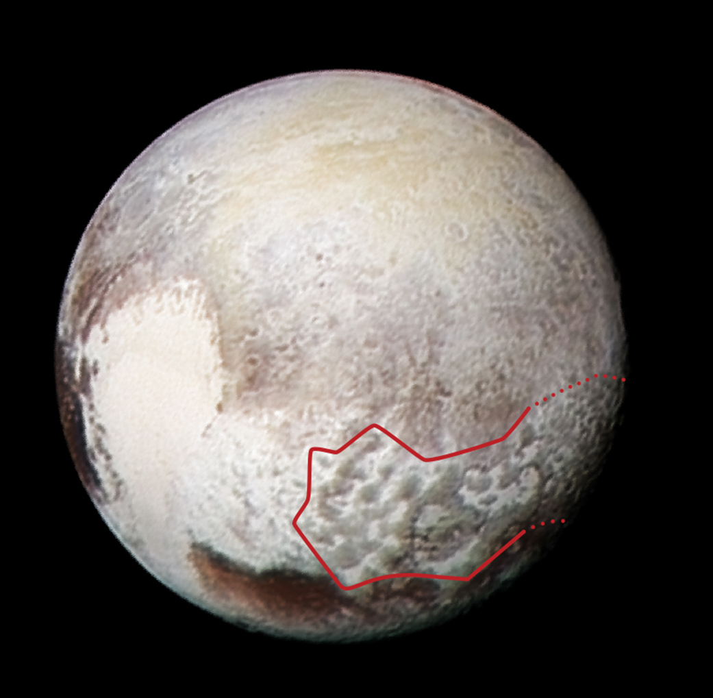 Amazing Pluto Pictures & Backgrounds