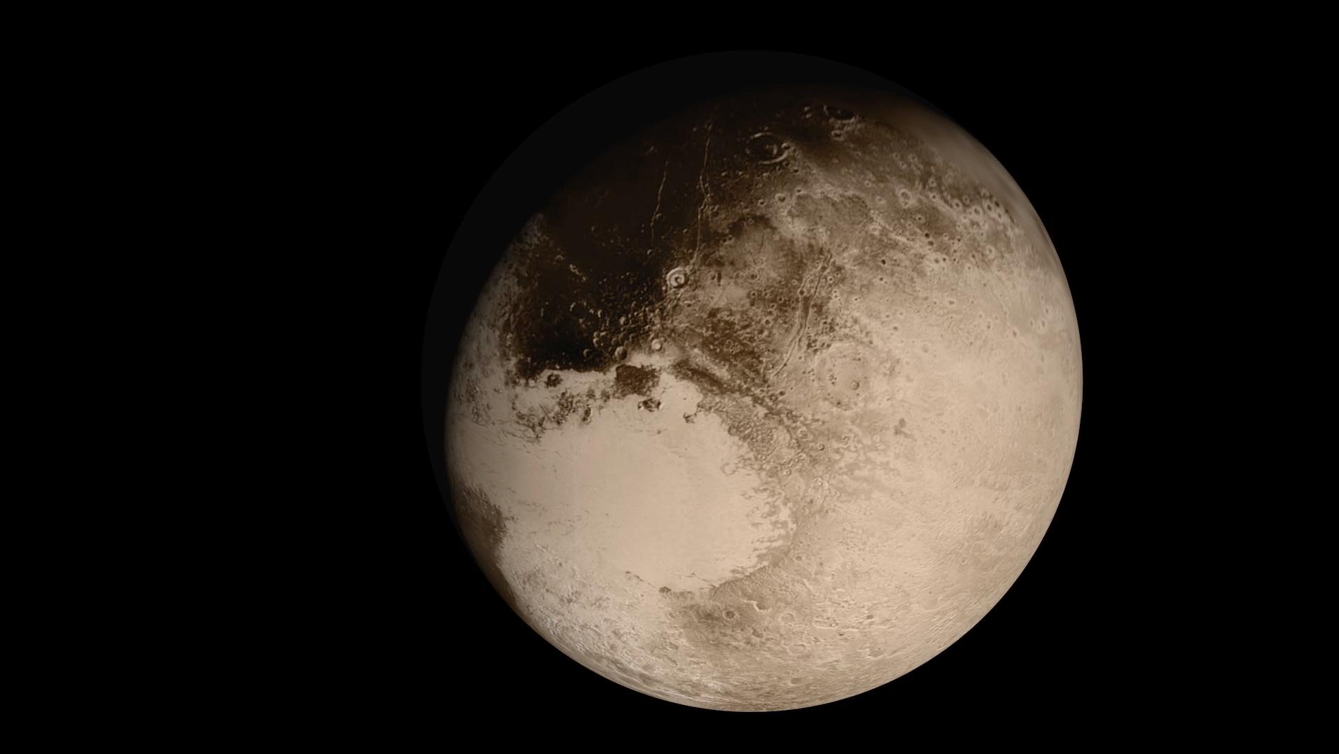 Nice wallpapers Pluto 1912x1077px