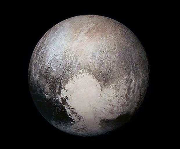 Nice Images Collection: Pluto Desktop Wallpapers