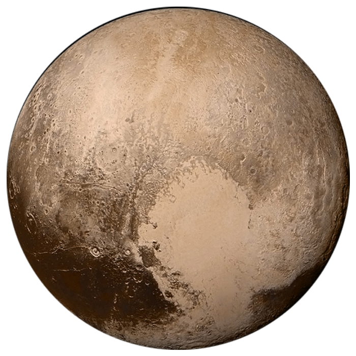 Pluto High Quality Background on Wallpapers Vista
