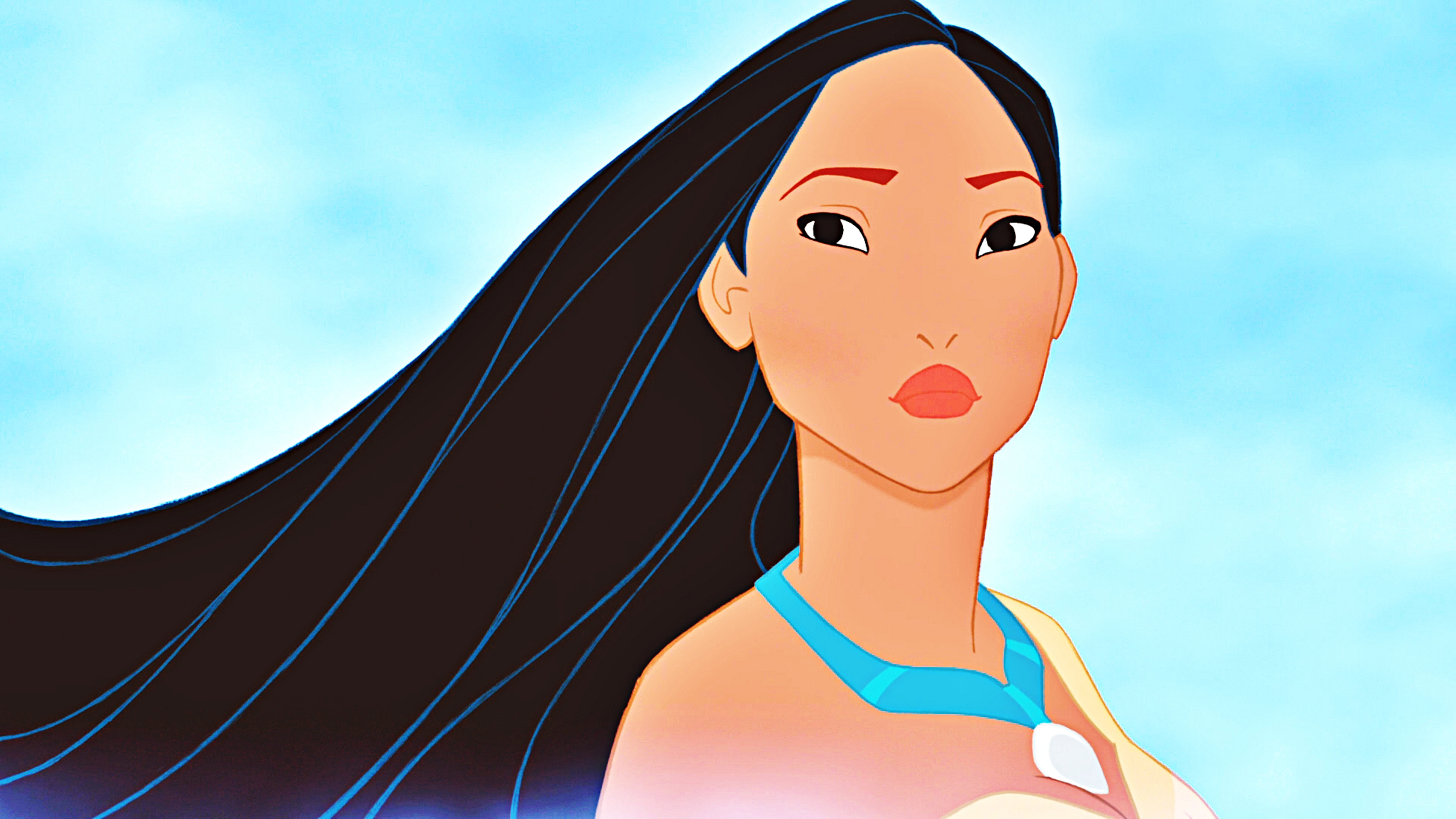 Nice Images Collection: Pocahontas Desktop Wallpapers