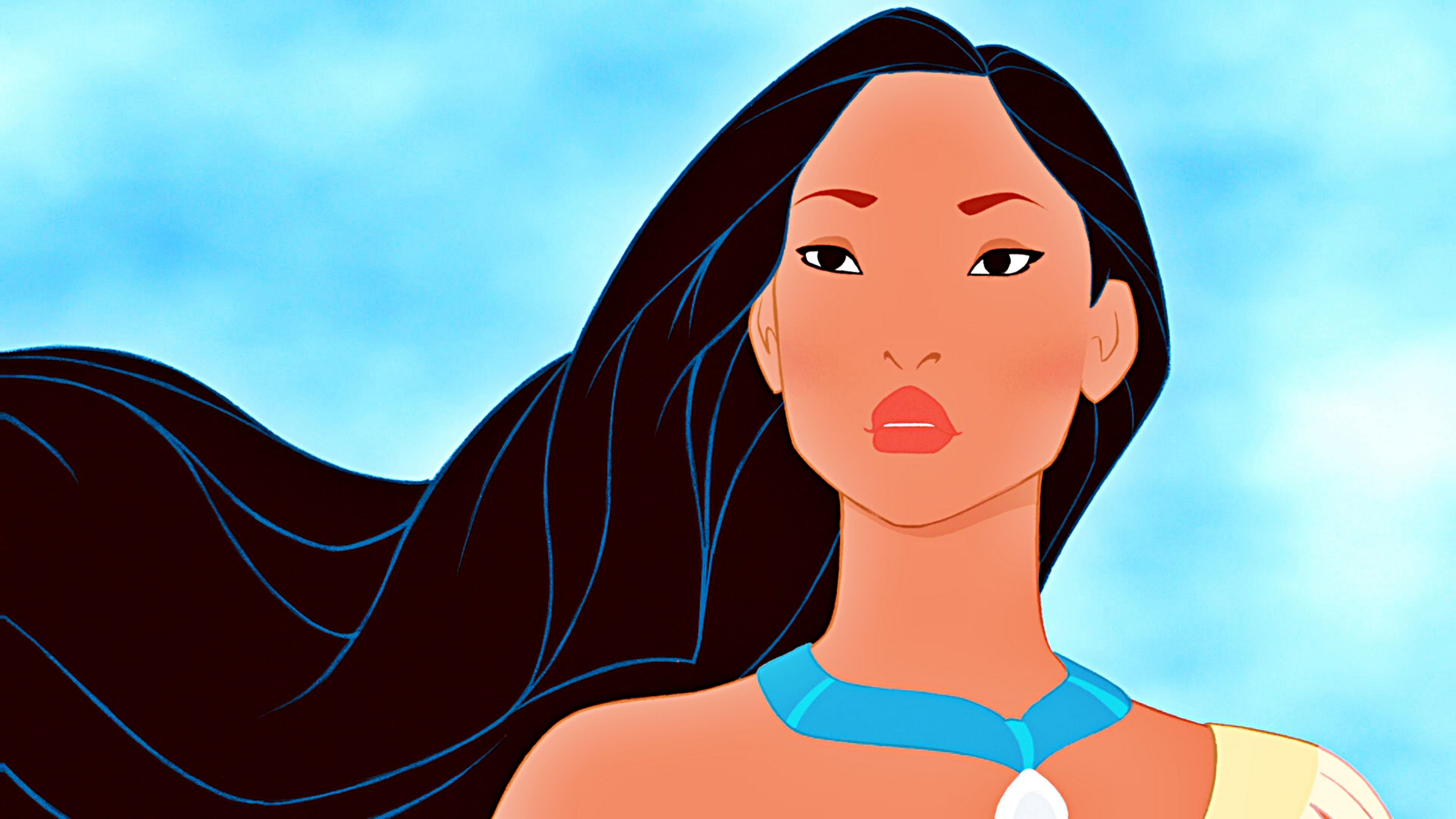Pocahontas High Quality Background on Wallpapers Vista