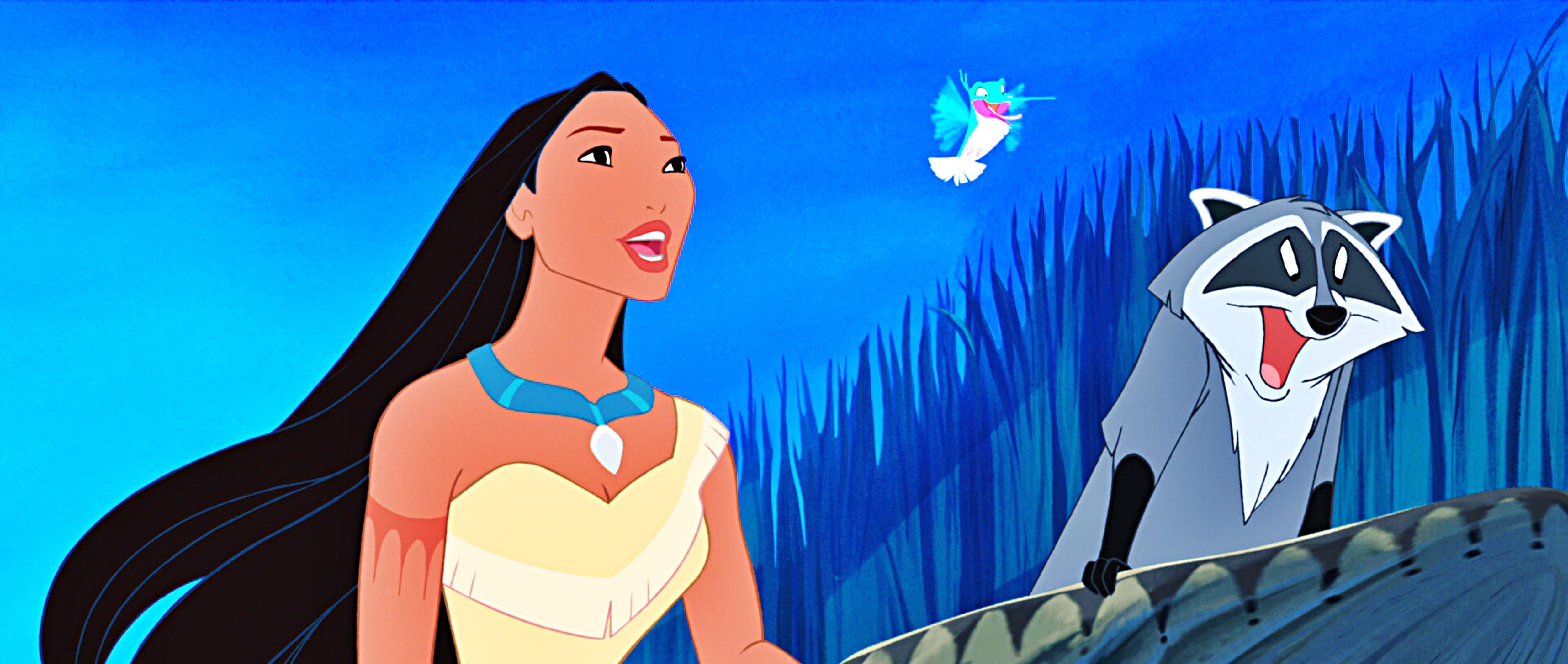 Pocahontas Backgrounds, Compatible - PC, Mobile, Gadgets| 5000x2117 px