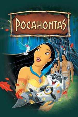HD Quality Wallpaper | Collection: Cartoon, 300x450 Pocahontas
