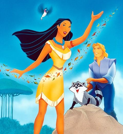 High Resolution Wallpaper | Pocahontas 480x525 px