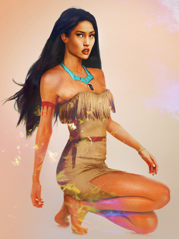 High Resolution Wallpaper | Pocahontas 600x800 px