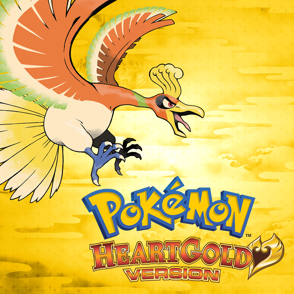 Pokemon Heartgold Version Wallpapers Video Game Hq Pokemon