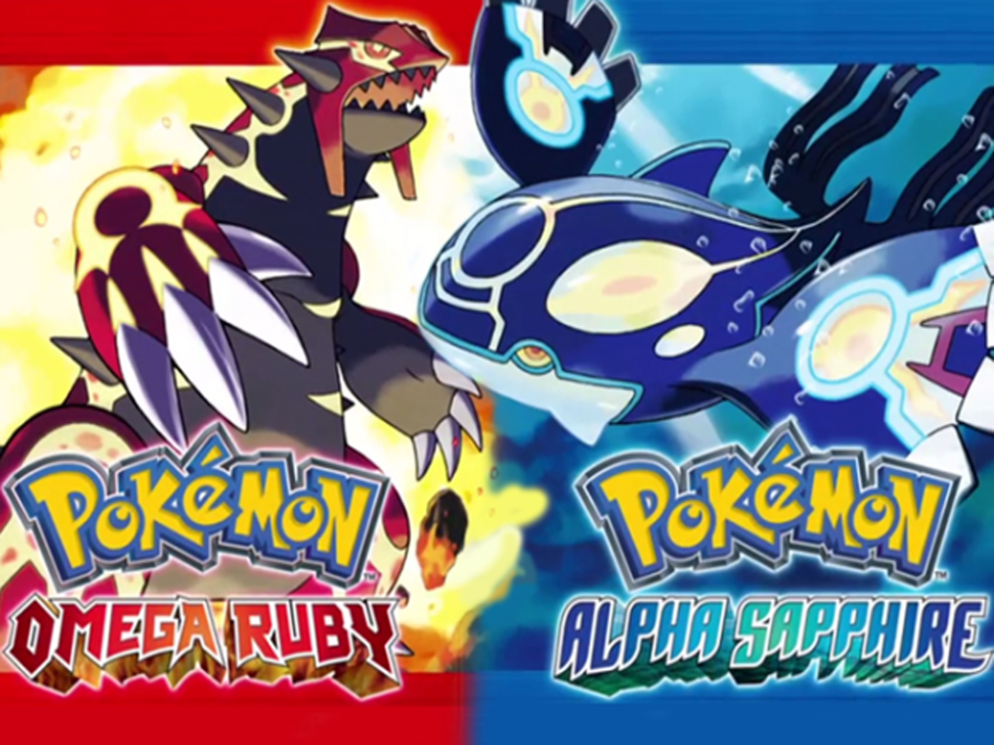 Most Viewed Pokemon Omega Ruby And Alpha Sapphire Wallpapers 4k