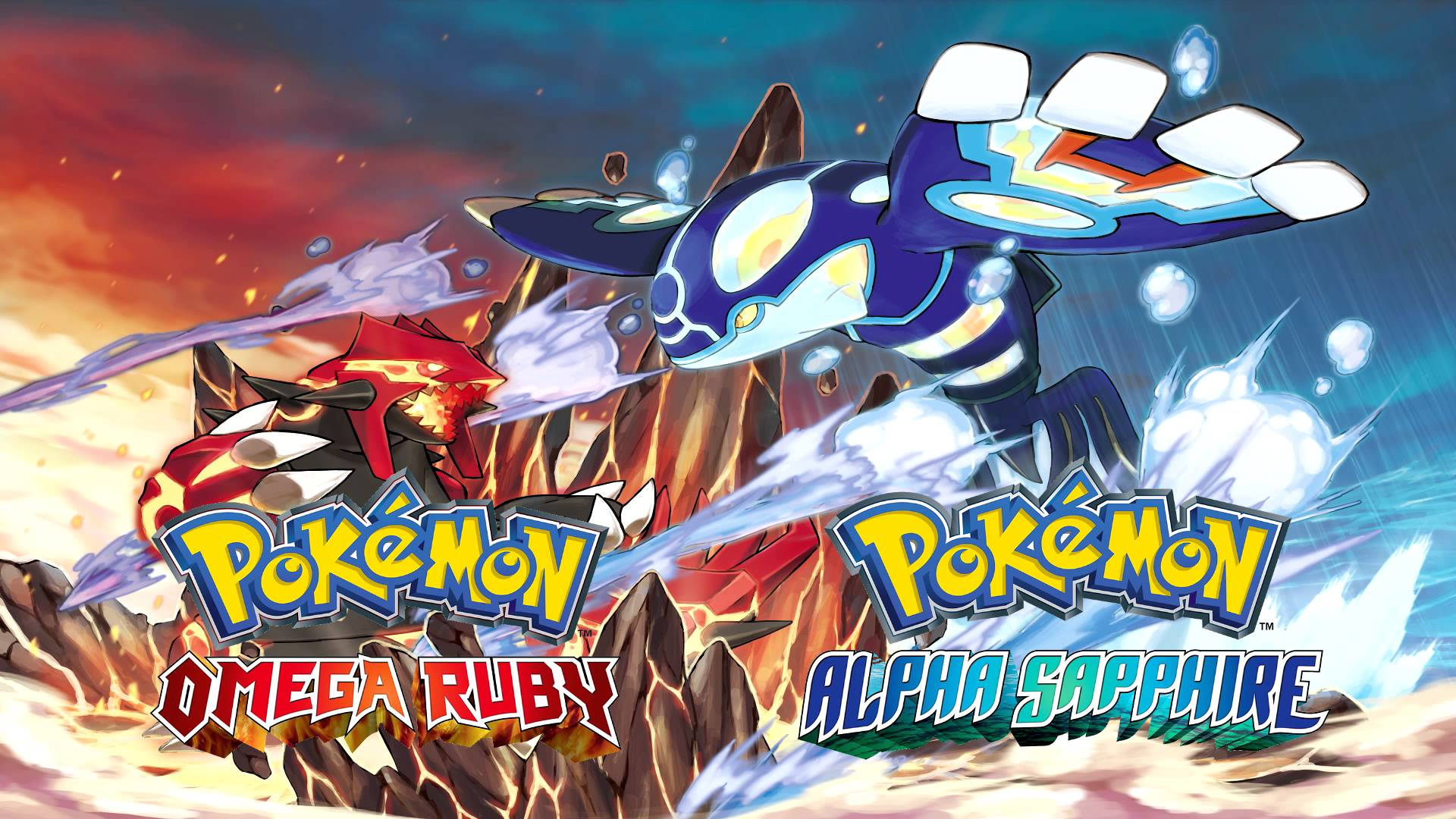 Pokemon Omega Ruby And Alpha Sapphire Wallpapers Video Game Hq