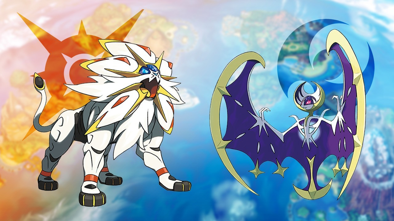 Pokemon Sun And Moon Wallpapers Video Game Hq Pokemon Sun And