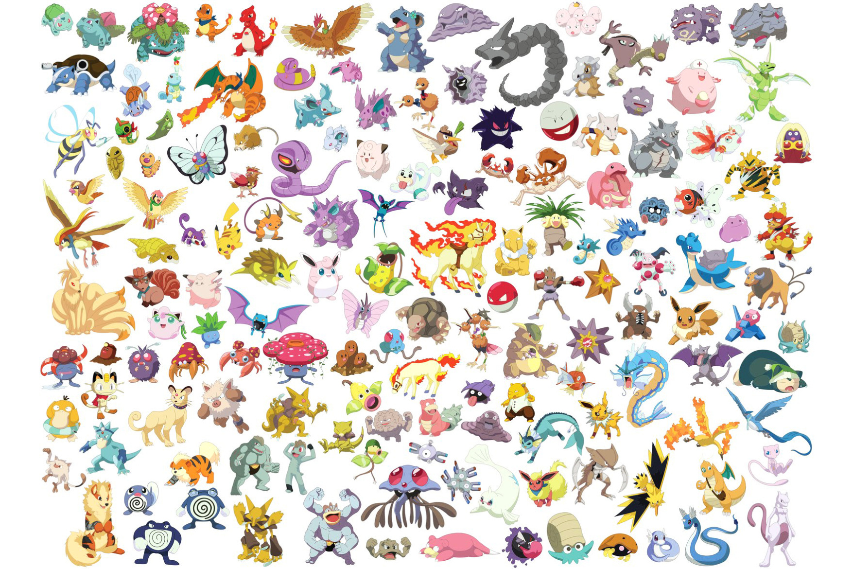 Pokemon Backgrounds on Wallpapers Vista