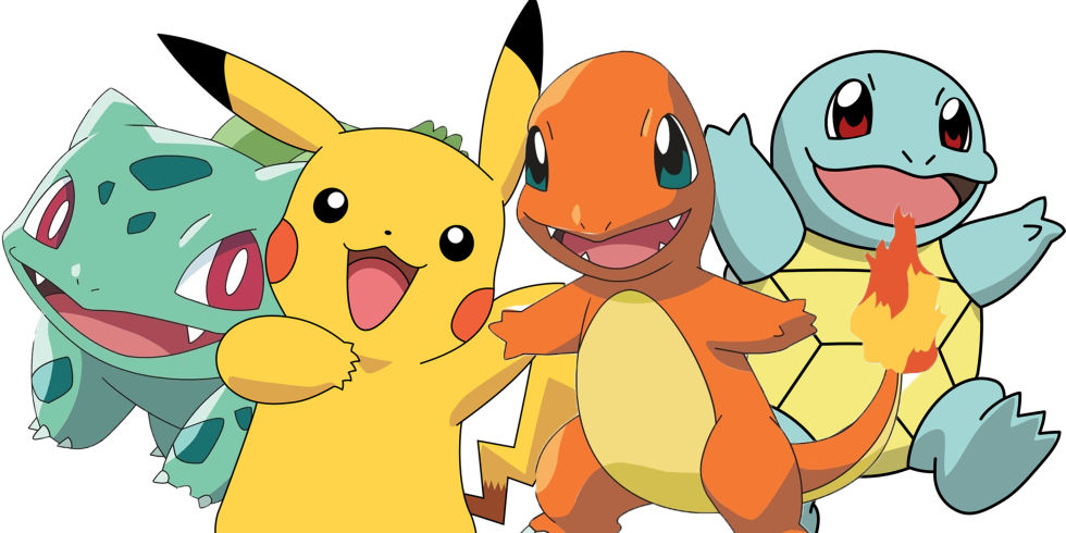HD Quality Wallpaper   Collection: Video Game, 980x490 Pokemon