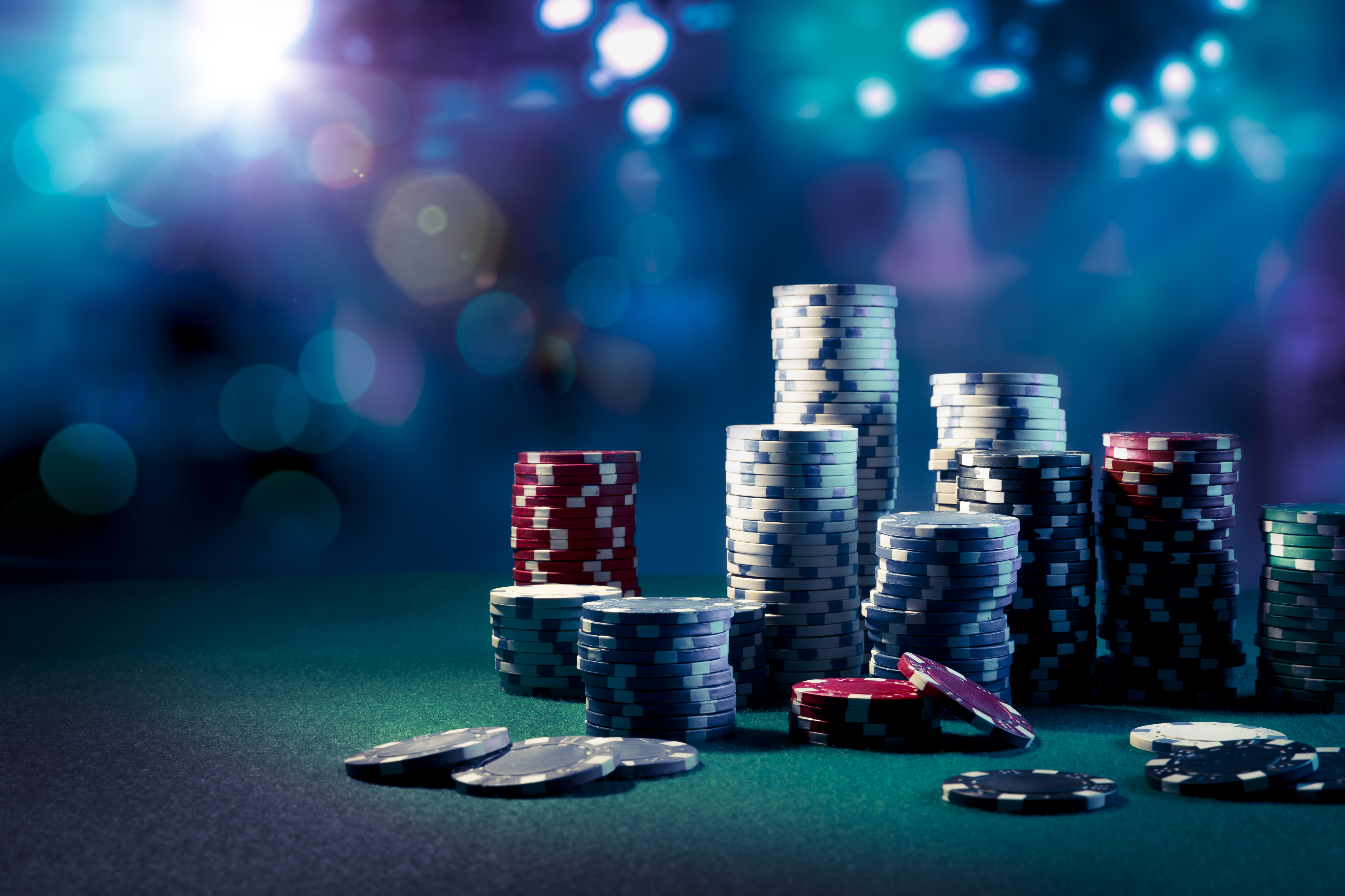 Nice wallpapers Poker 5760x3840px