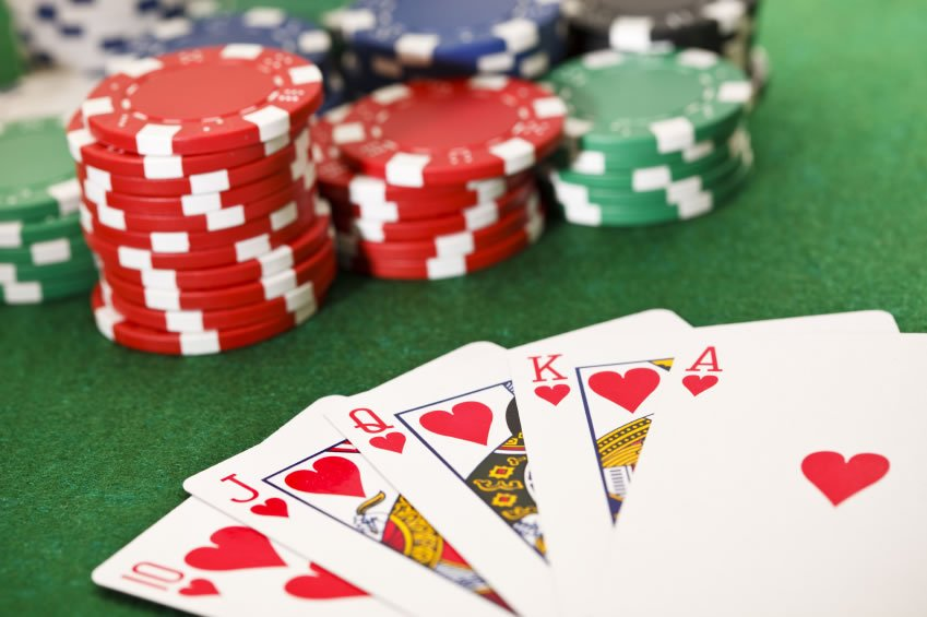 Poker Backgrounds on Wallpapers Vista