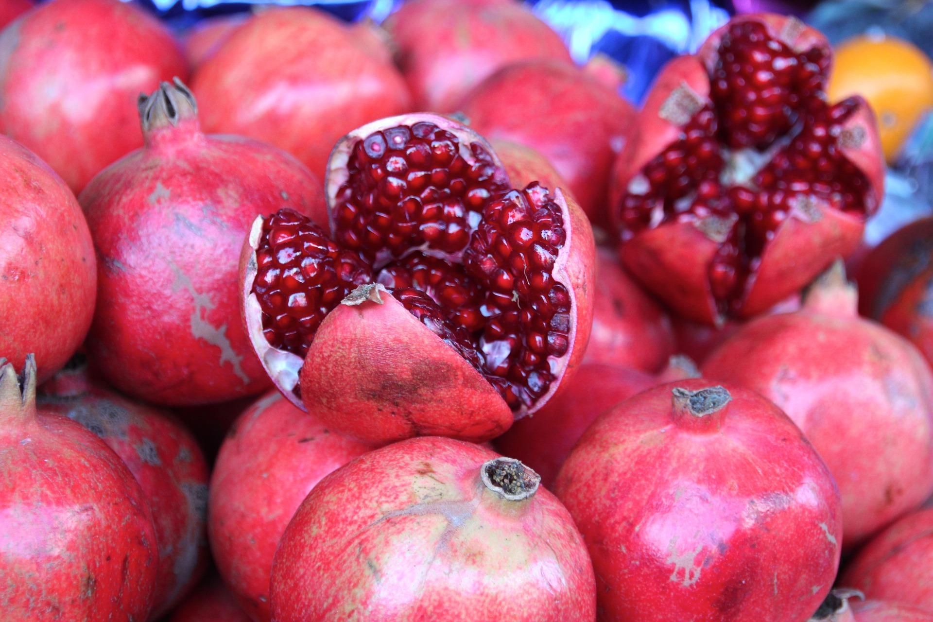 Pomegranate Backgrounds, Compatible - PC, Mobile, Gadgets| 1920x1280 px