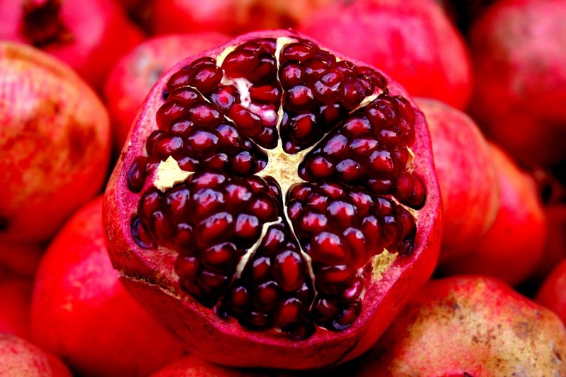 Amazing Pomegranate Pictures & Backgrounds