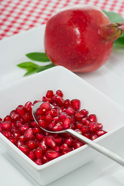 Nice Images Collection: Pomegranate Desktop Wallpapers