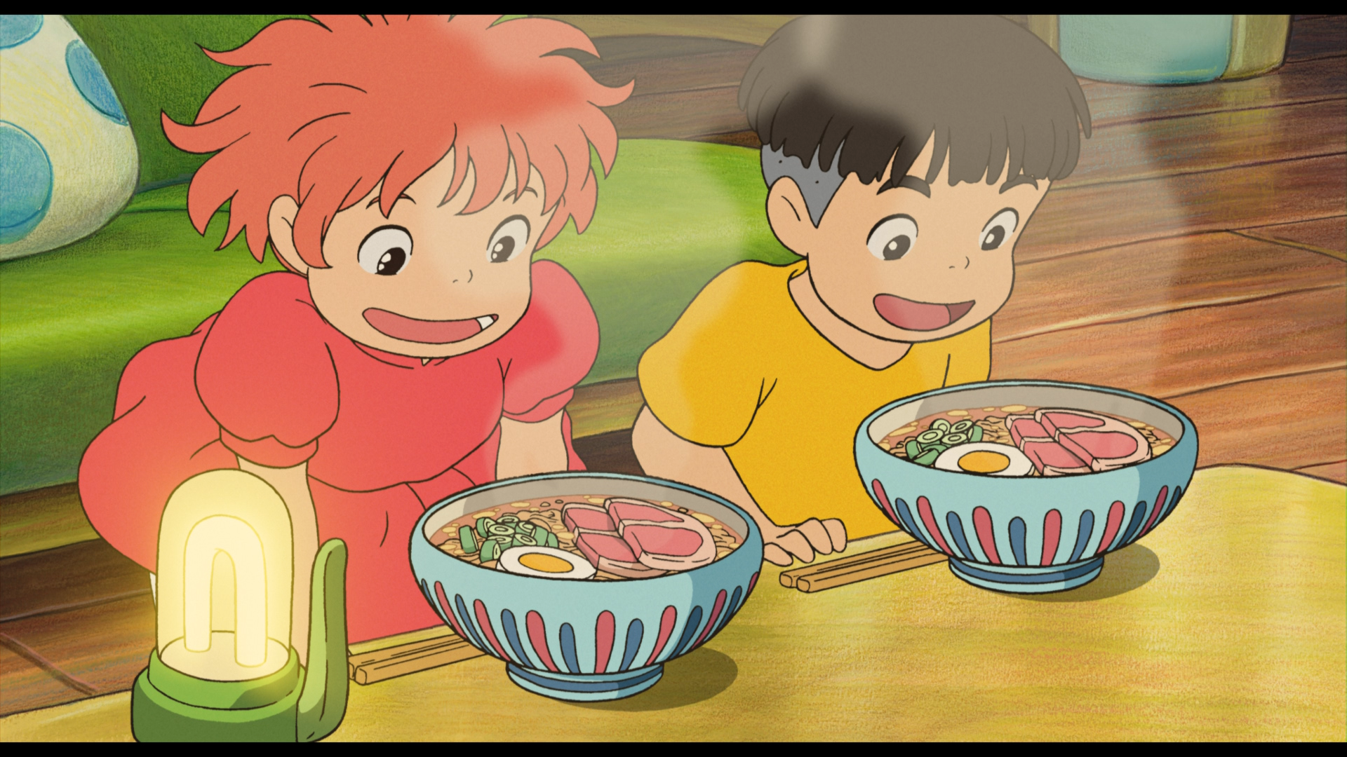 Ponyo Wallpapers Movie Hq Ponyo Pictures 4k Wallpapers 2019