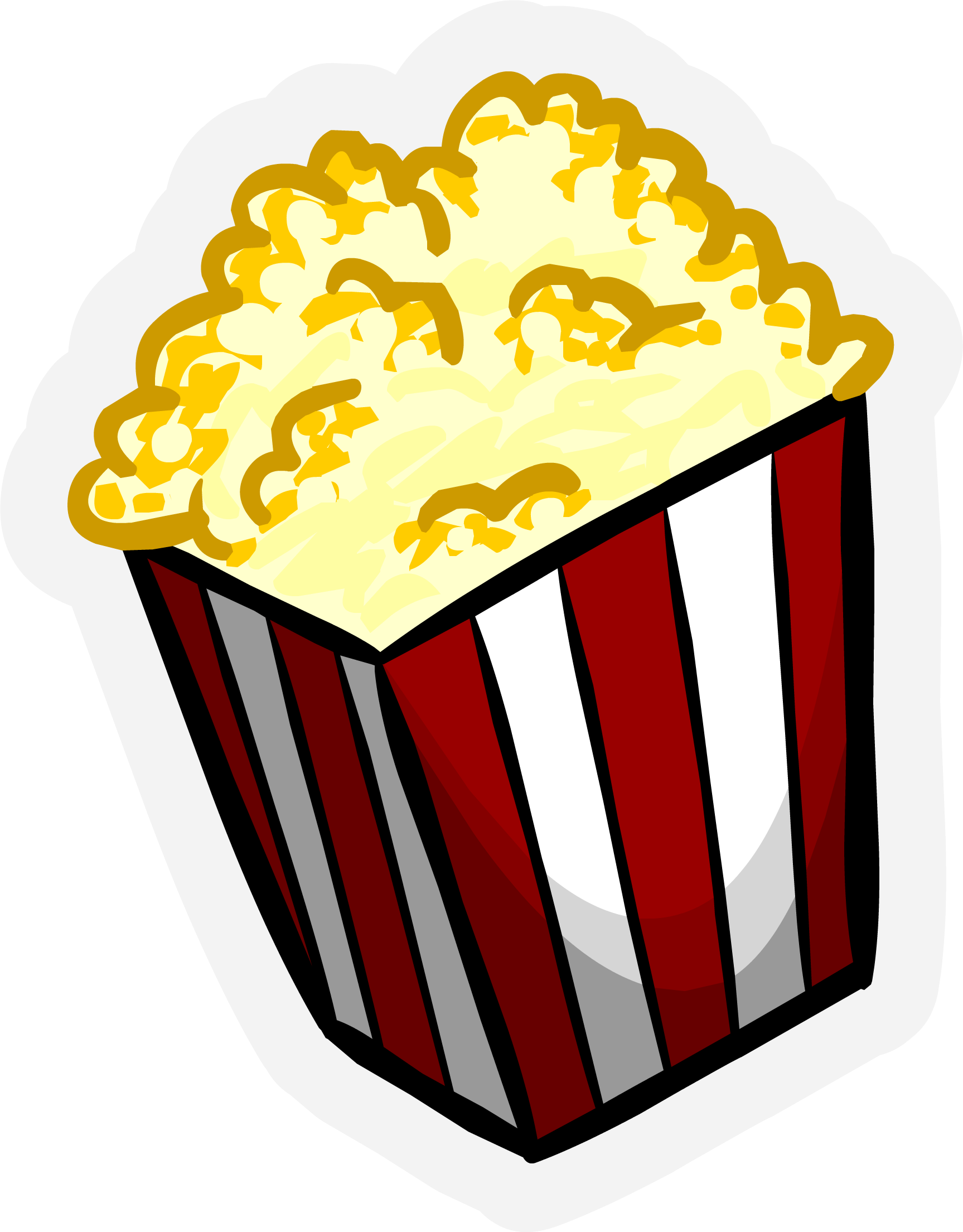 HD Quality Wallpaper | Collection: Food, 1727x2209 Popcorn