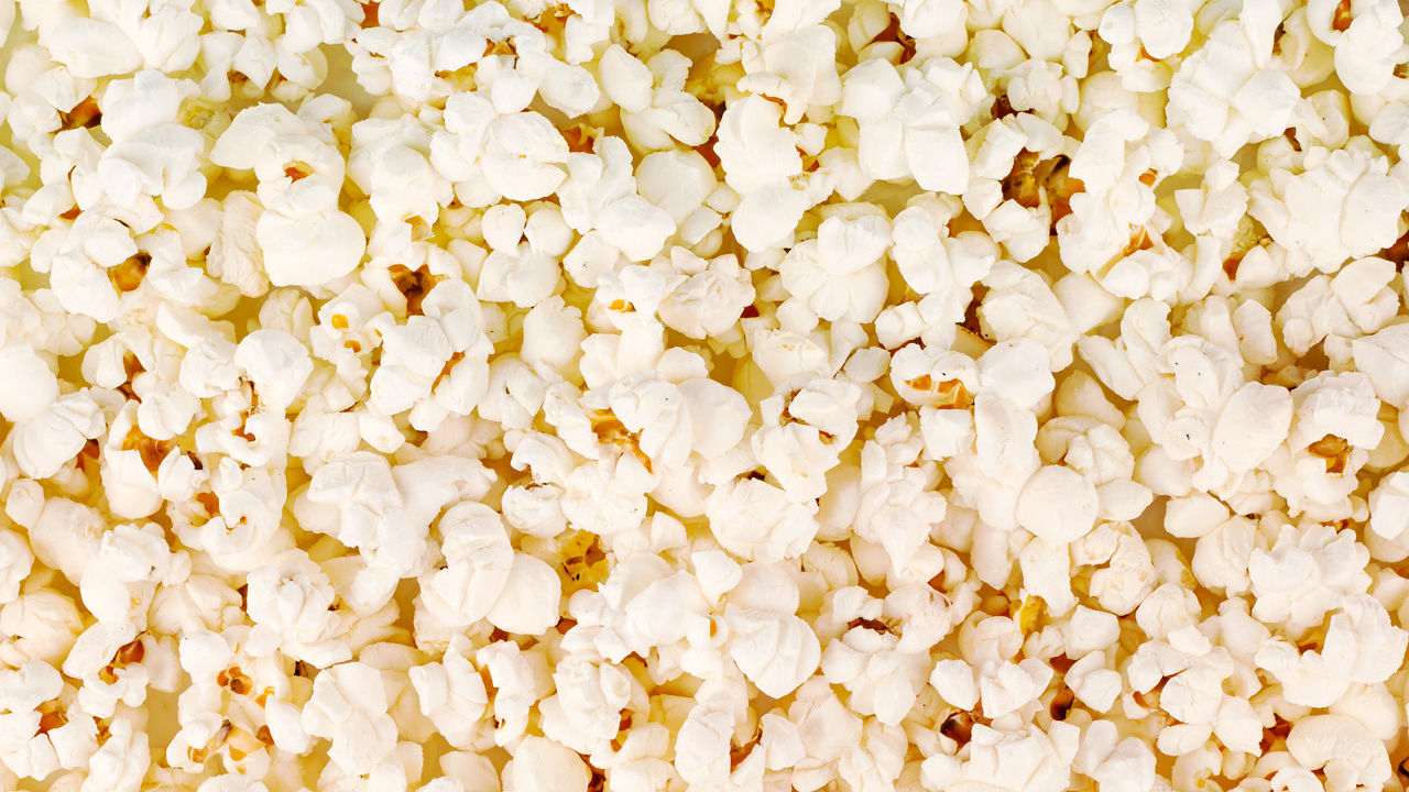 Popcorn Backgrounds, Compatible - PC, Mobile, Gadgets| 1280x720 px