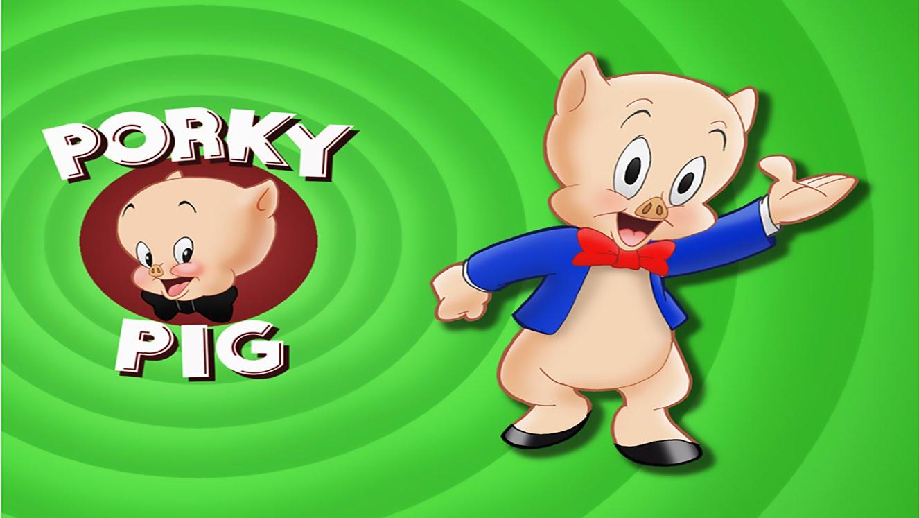 Porky Pig wallpapers, Cartoon, HQ Porky Pig pictures | 4K ...