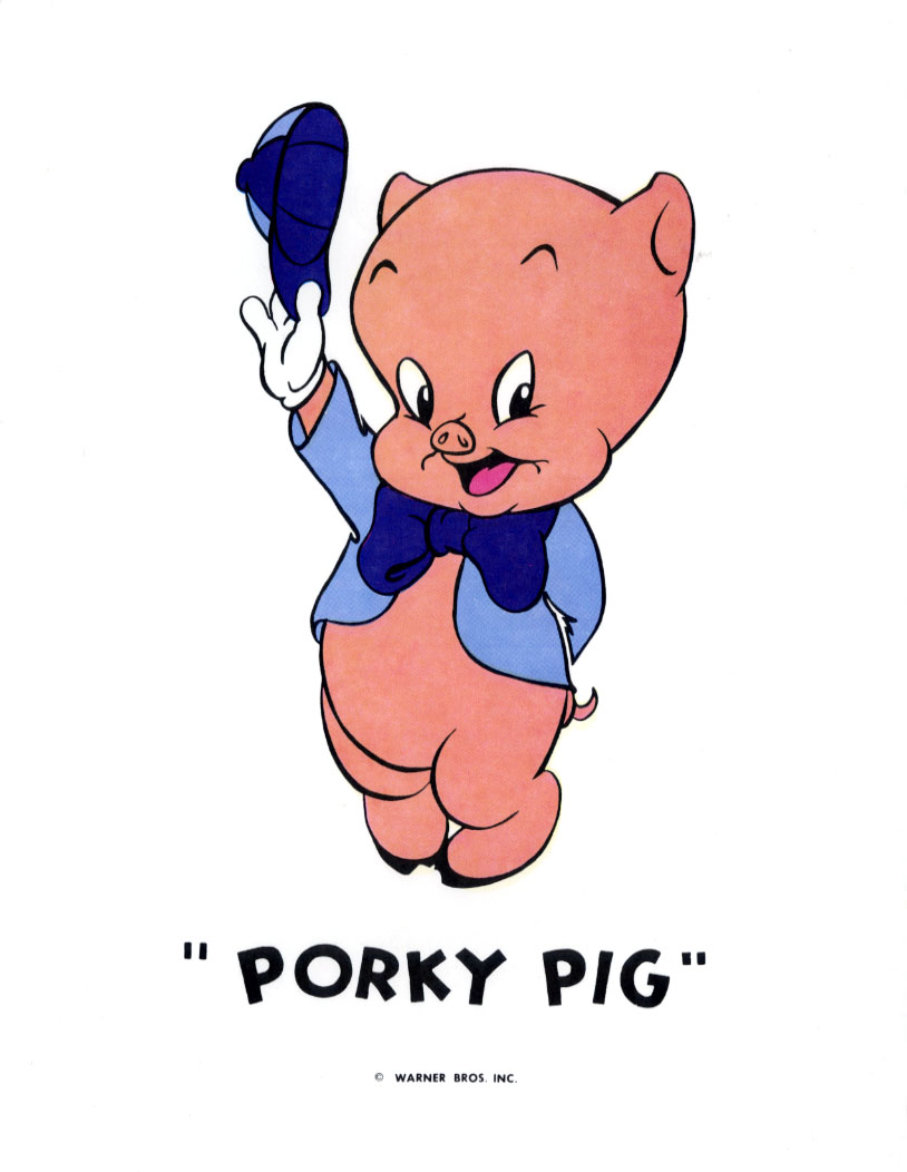 Amazing Porky Pig Pictures & Backgrounds