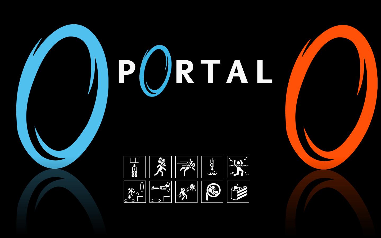 Nice Images Collection: Portal Desktop Wallpapers