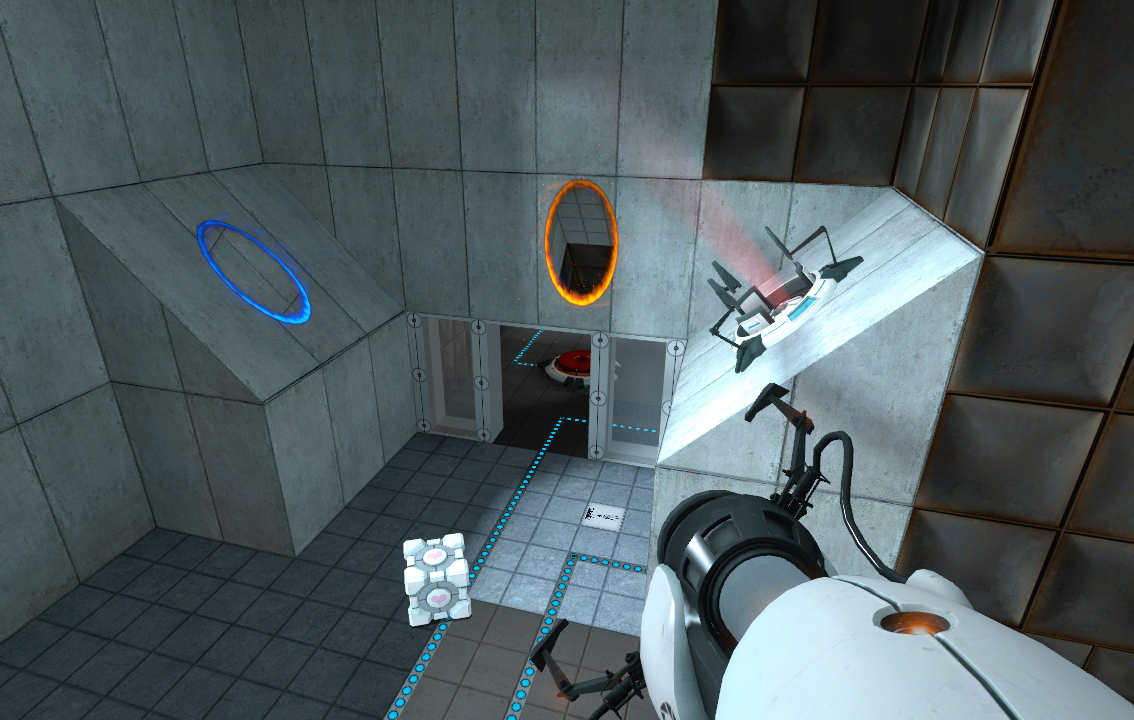 Portal High Quality Background on Wallpapers Vista