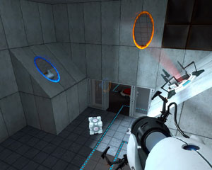 Portal Backgrounds on Wallpapers Vista