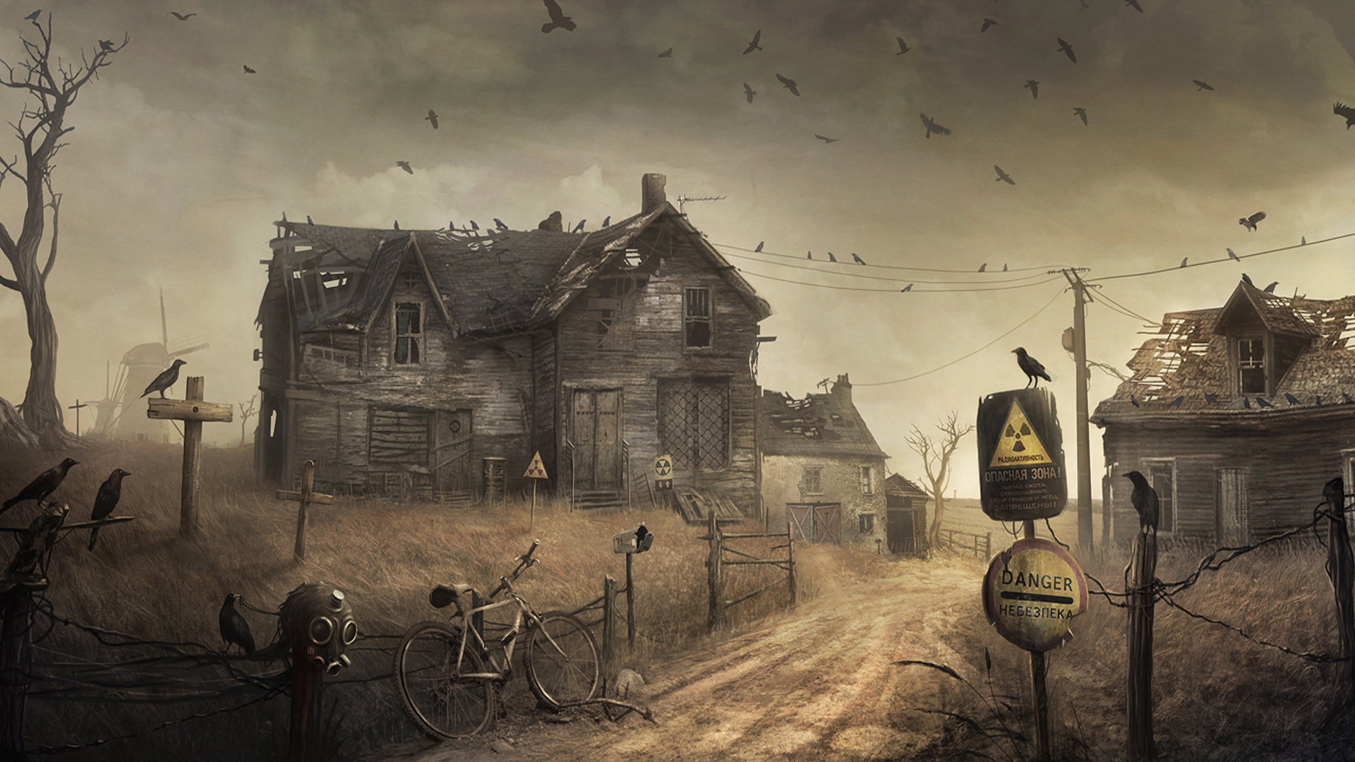 Nice wallpapers Apocalyptic 1920x1080px