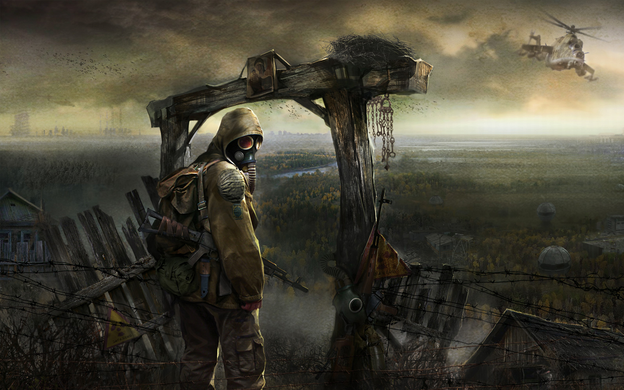 HD Quality Wallpaper | Collection: Sci Fi, 1280x800 Post Apocalyptic