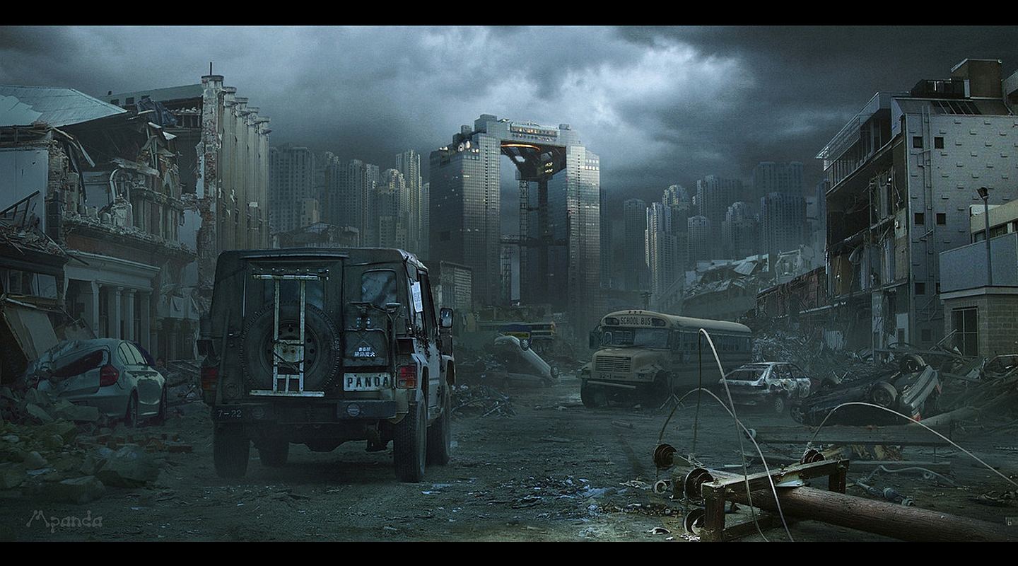 Post Apocalyptic Pics, Sci Fi Collection