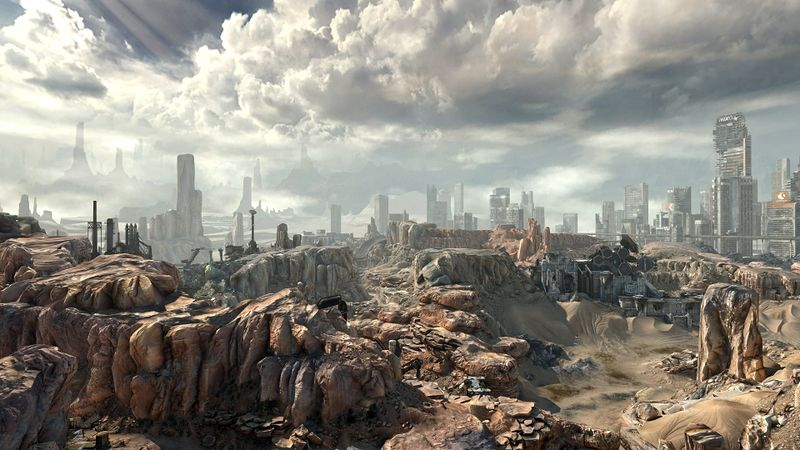Amazing Post Apocalyptic Pictures & Backgrounds